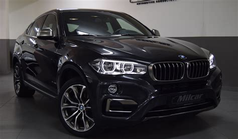Automotive Consultancy » Bmw X6 50i 2016