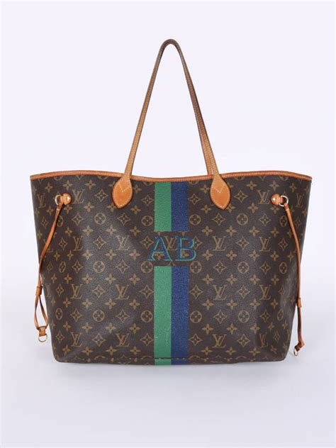 louis vuitton neverfull gm mon monogram canvas luxury bags