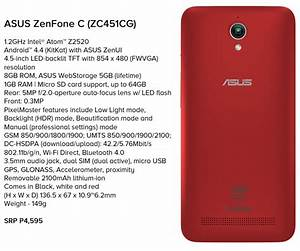 Asus Philippines Announces Zenfone C  U2013 Swirlingovercoffee