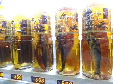 ten bizarre types  vending machines  japan