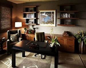 Home Office : Traditional Home Office Decorating Ideas Bar ...