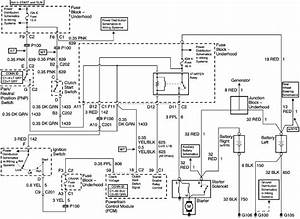 2000 Chevrolet Wiring Diagram