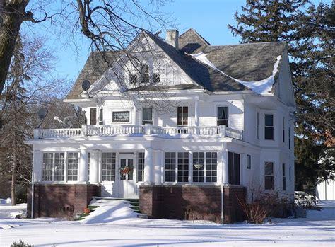 House With A by Warrick House Meadow Grove Nebraska