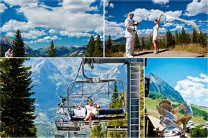 crested butte wedding venues crested butte wedding planner save the date events