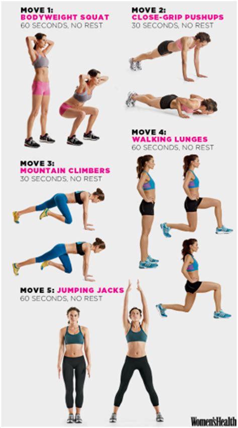 esercizi aerobici da fare in casa allenamento 10 minuti ispirazione fitness
