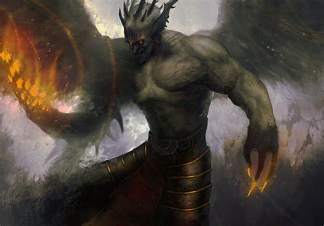 Shapeshifter Igniter Demon By Nahelus On Deviantart