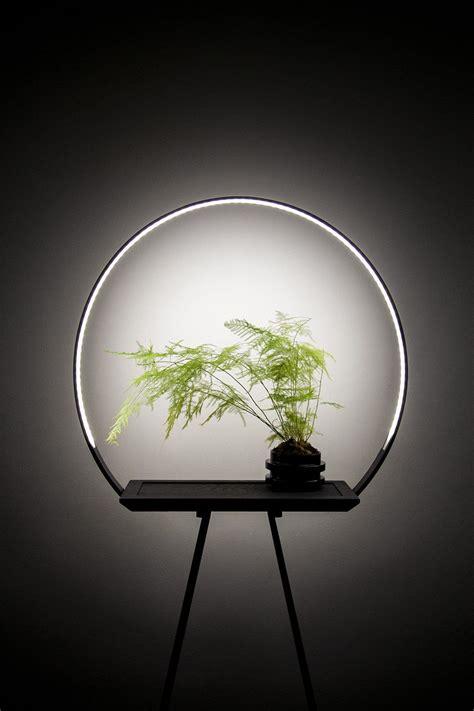 au halo planter   special led light  enhance
