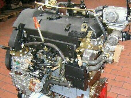 Fiat Ducato 2 8 Jtd Motor Home Engine Complete For Sale Idtd Ebay