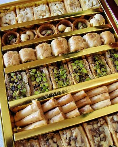 Turkish Desserts Miss Lbb Comfort Cuisine Hyderabad