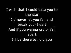 Through The Dark with lyrics (Daniel J Cover) - YouTube