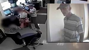 Violent Bank Robbery In Se Houston Caught On Camera