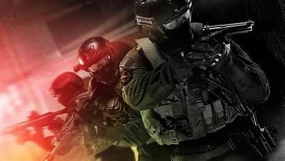 Tactical M4 Swat Carbine Eotech Silencer Suppressor