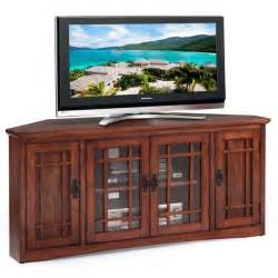 Samsung 50 Inch Tv Stand by Mission Oak Hardwood 60 Inch Corner Tv Stand Free