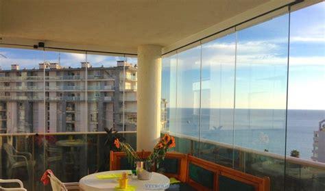 cerrar terrazas ideas  acristalar balcones  la moda