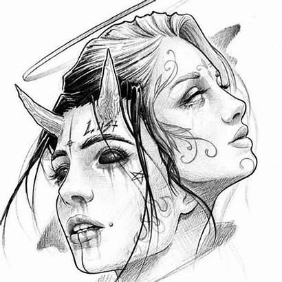 Drawing Dark Drawings Sketches Draw Sketchbook Today