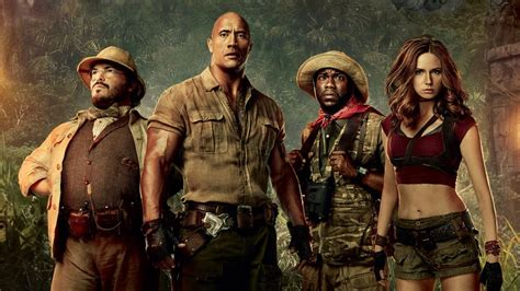 Jumanji Welcome To The Jungle Review Ign
