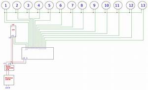 Arduino Uno R3 - Mcp3202 Wiring Diagram