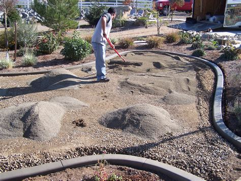 rock n dirt yard is better for your landscape than home