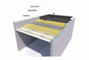 isolation toiture terrasse bois 3 toit terrasse toit With type d isolation maison 3 toit terrasse de maison container isolation et etancheite