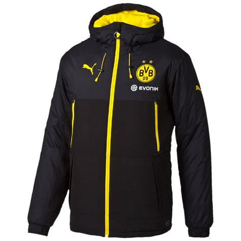 Bench Winter Jackets For by Bvb Bench Jacket Apparel Winter Jackets Football