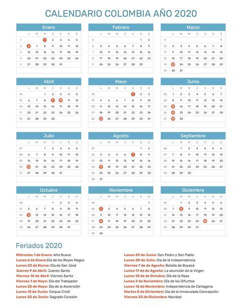 pin calendario hispano calendario feriados ano
