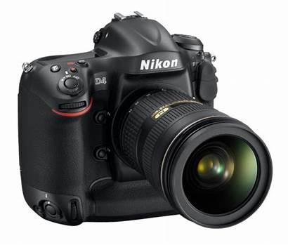 Nikon Camera D4 Dslr Transparent Right Profi