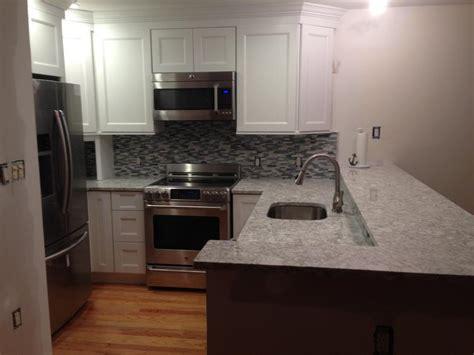 tiling a kitchen floor ideas tile granite quartz countertops 6238