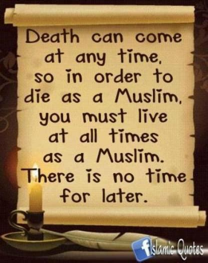 quotes  life  death islam image quotes