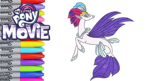 pony coloring book pages queen novo mlp