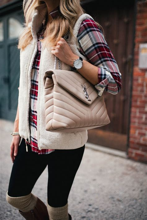 north face campshire vest classic plaid shirt katies bliss