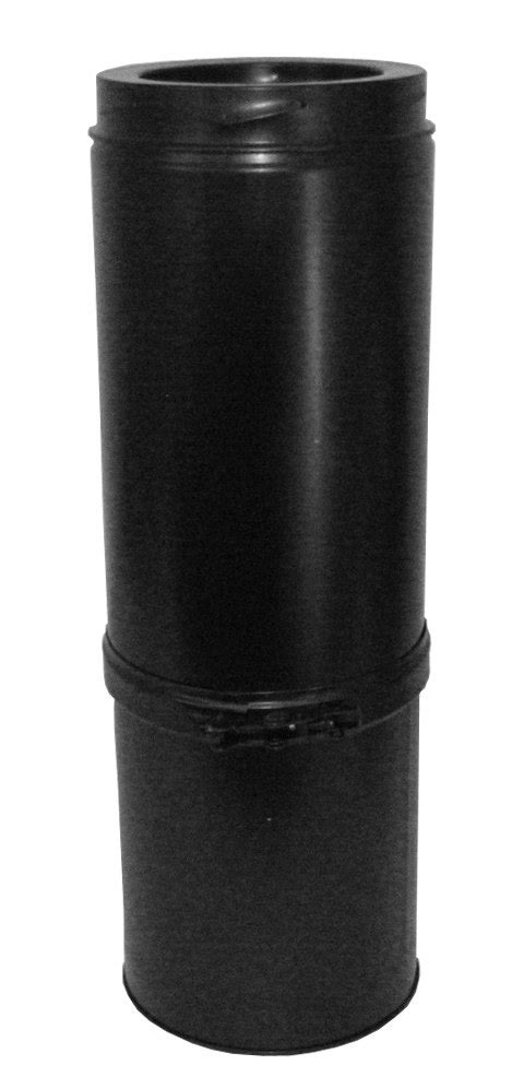 Order 7 inch Telescopic Pipe - 2 Piece 350-570mm from Hot