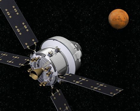 Space News Lockheed Martin Moves Ahead With Orion Assembly