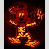 Mickey And Minnie Pumpkin Carving Patterns | 593 x 700 jpeg 47kB