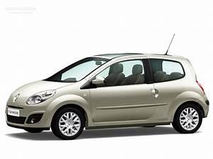 Renault Twingo - 2007  2008  2009  2010  2011