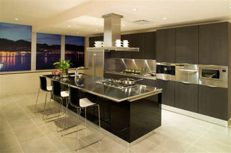 modele de cuisine avec ilot central table ilot cuisine centrale 4 impressionnant modeles de