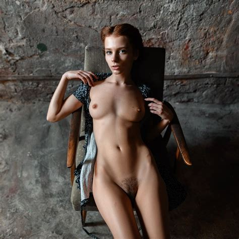 Marta Gromova Naked Of The Day