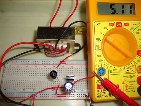 Cell Phone Charger Circuit Electronic Circuits