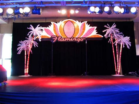 casino theme parties  props rick herns productions