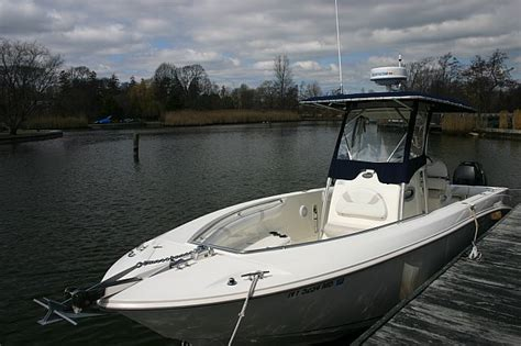 How Much Are Boston Whaler Boats by 2005 Boston Whaler 270 Outrage Sold The Hull