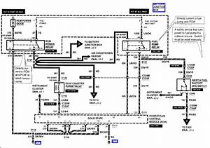 1988 Ford Ranger Fuel System Wiring Diagram