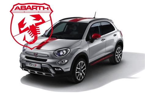 """Abarth Fiat 500x To Be """"everything But A Family Version"""