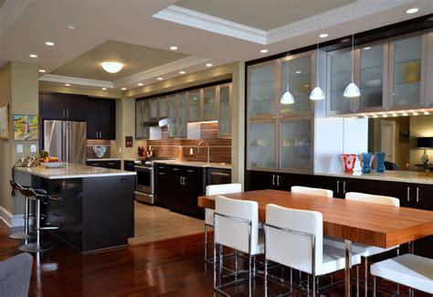 kitchen design pic 厨房餐厅木地板装修效果图 土巴兔装修效果图 1306