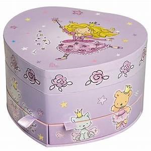 Boite A Bijoux Enfant : boite a bijoux pour petite fille visuel 5 ~ Teatrodelosmanantiales.com Idées de Décoration