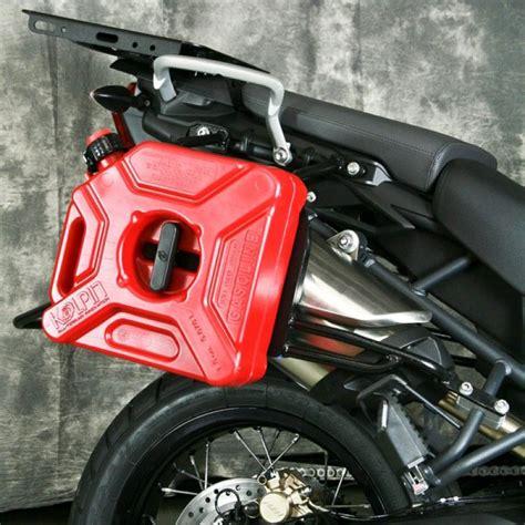 su rack adapter plates  rotopax kolpin rack mount system bike accesories adventure bike