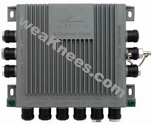 Directv Swm8 - Single Wire Multiswitch