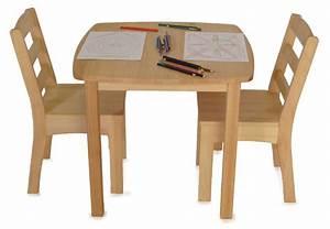 Kindertisch Und Stühle Holz : kinder sitzgruppe kindergarten m bel holz spielzeug peitz ~ A.2002-acura-tl-radio.info Haus und Dekorationen
