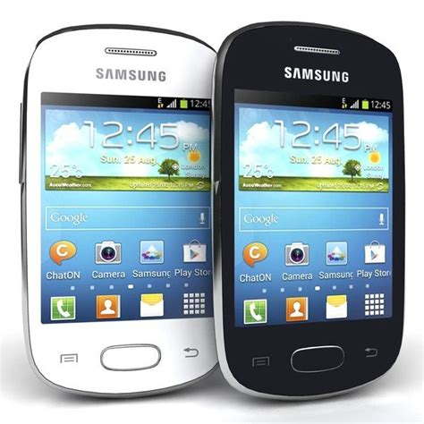 Samsung Galaxy Star S5280 Specs, Review, Release Date
