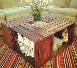 50 idees pour une table basse avec palette With tapis chambre bébé avec palette de maquillage fleur