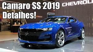 Chevrolet Camaro Ss 2019 Em Detalhes