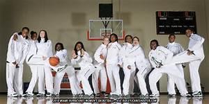 2010 Miami Hurricanes Women's Basketball